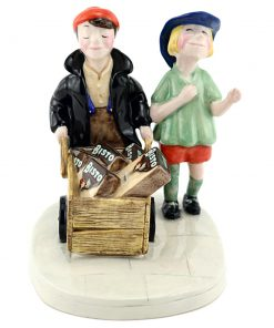 Bisto Kids MCL4 - Royal Doulton Advertising Character