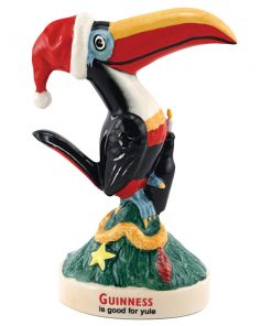 Christmas Toucan MCL6 - Royal Doulton Advertising Character