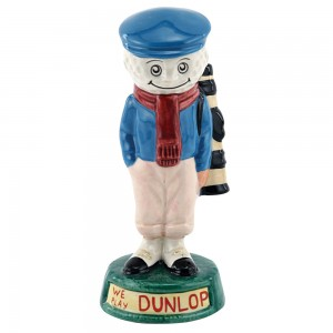 Dunlop Caddie MCL2 - Royal Doulton Advertising Character