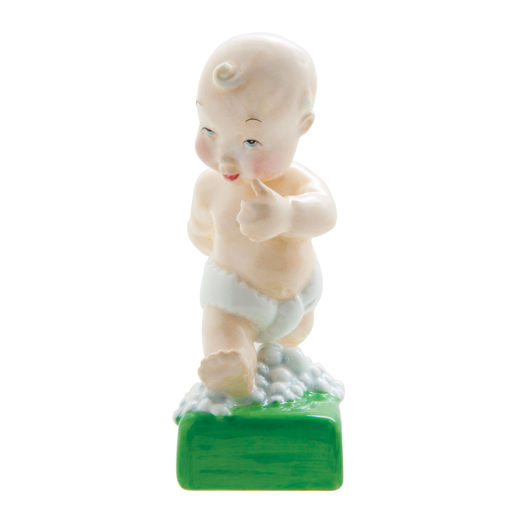 Fairy Baby MCL18 - Royal Doulton Advertising Character