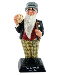 Father William AC2 - Royal Doulton Advertising Character