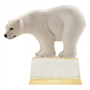 Foxs Polar Bear AC4 - Royal Doulton Advertising Character