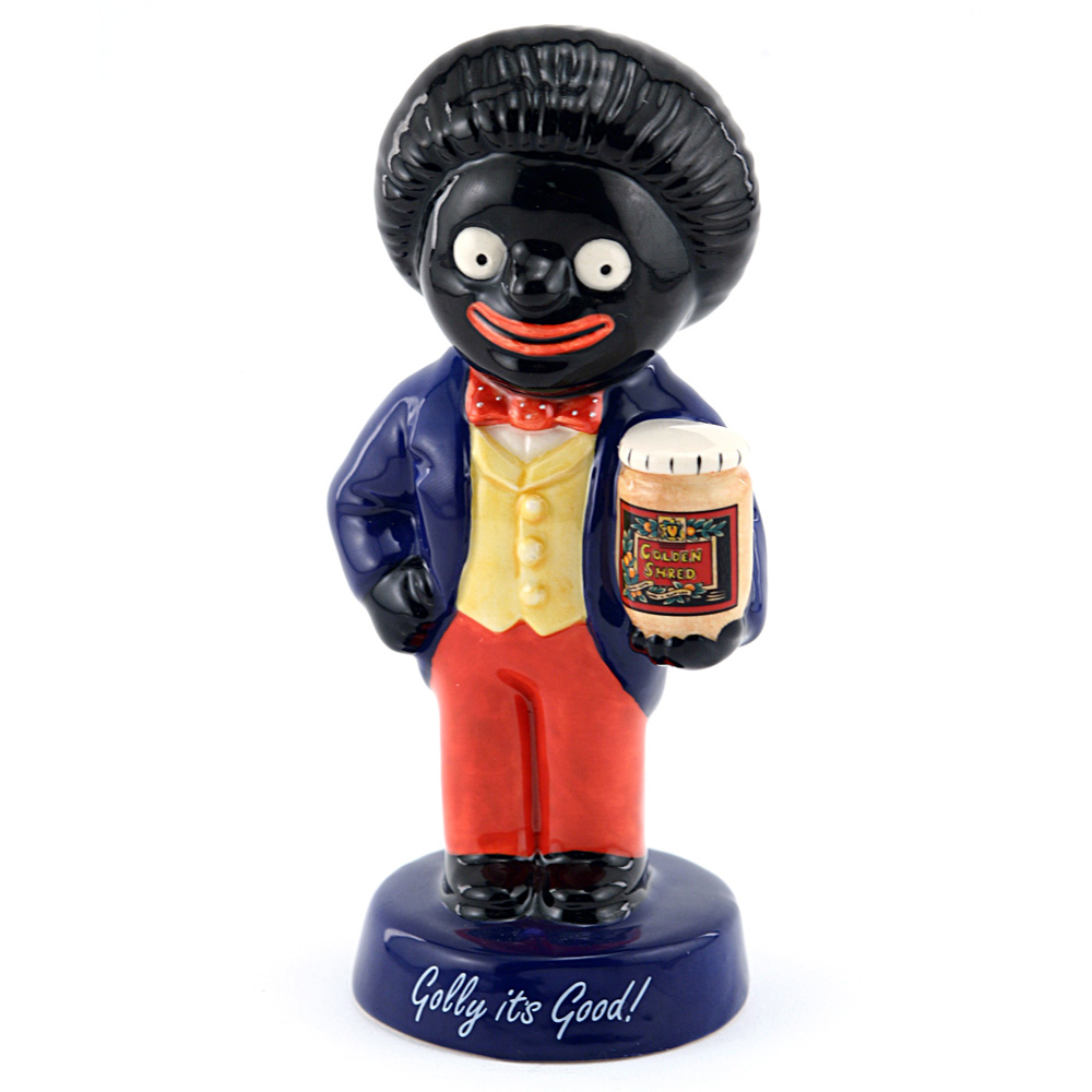Golly AC1 - Royal Doulton Advertising Character