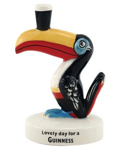 Guinness Toucan AC8 - Royal Doulton Advertising Character