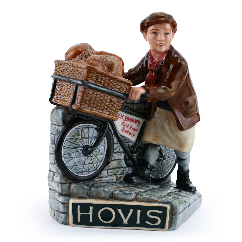 The Hovis Boy MCL27 - Royal Doulton Advertising Character