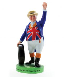John Bull Tyre Man MCL20 - Royal Doulton Advertising Character