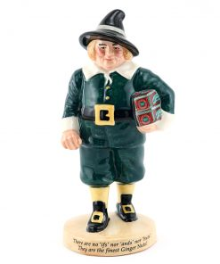 John Ginger AC6 - Royal Doulton Advertising Character