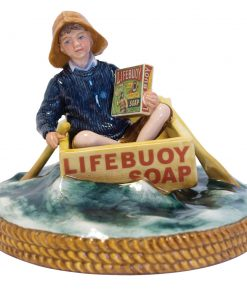 Lifebuoy Soap Boy by Millennium Collectables - Royal Doulton Advertising Character