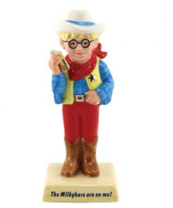 Milky Bar Kid AC7 - Royal Doulton Advertising Character
