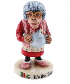 PG Tips Chimp Ada MCL25 - Royal Doulton Advertising Character