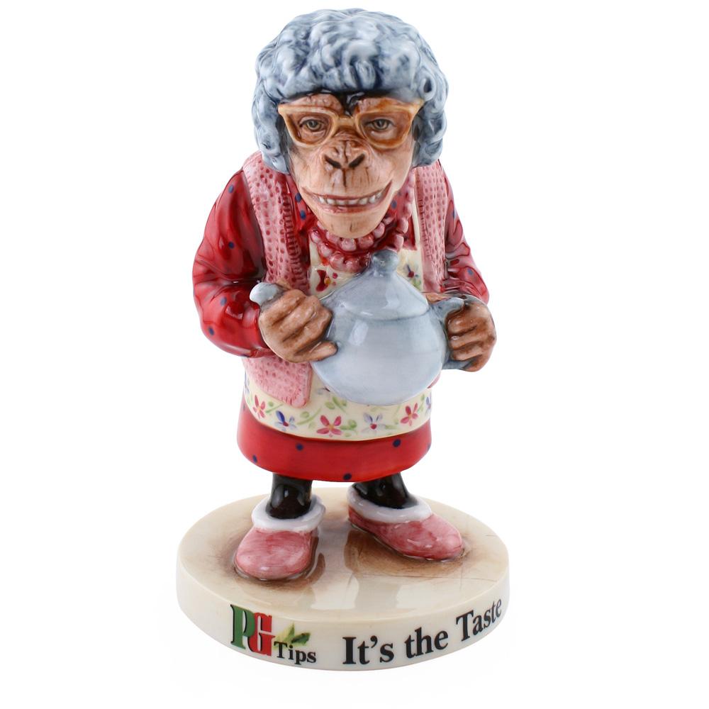 PG Tips Chimp Ada MCL25 - Royal Doulton Advertising Character