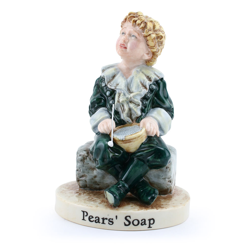 Pears Bubbles MCL24 - Royal Doulton Advertising Character