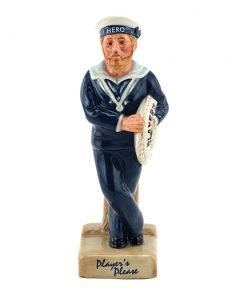 Players Hero Sailor AC5 - Royal Doulton Advertising Character