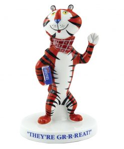 Tony The Tiger MCL8 - Royal Doulton Advertising Character