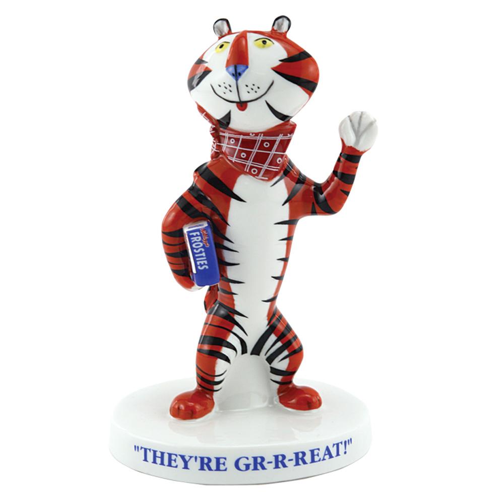 Tony The Tiger MCL8 - Royal Doulton Advertising Character