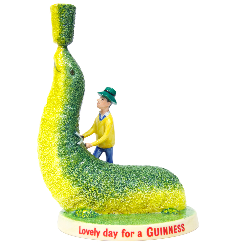 Guinness Topiary Sealion by Royal Doulton & Millennium Collectables - Royal Doulton Advertising Character