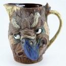 Bird Double Sided Jug - Andrew Hull Pottery