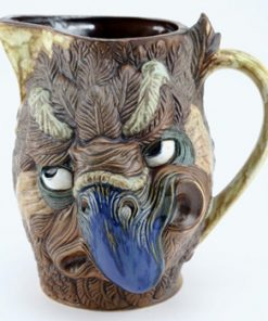 Bird Double Sided Jug - Andrew Hull Pottery