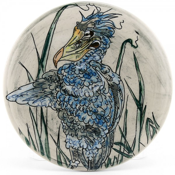 Reed Patrol (Style One) - Andrew Hull Pottery