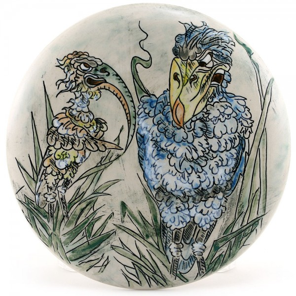 Reed Patrol (Style Two) - Andrew Hull Pottery
