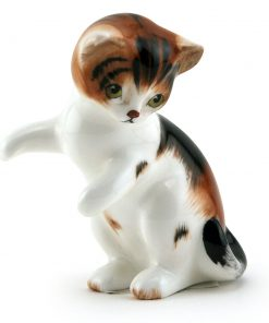 Character Kitten On Hind Legs HN2582 - Royal Doulton Animals
