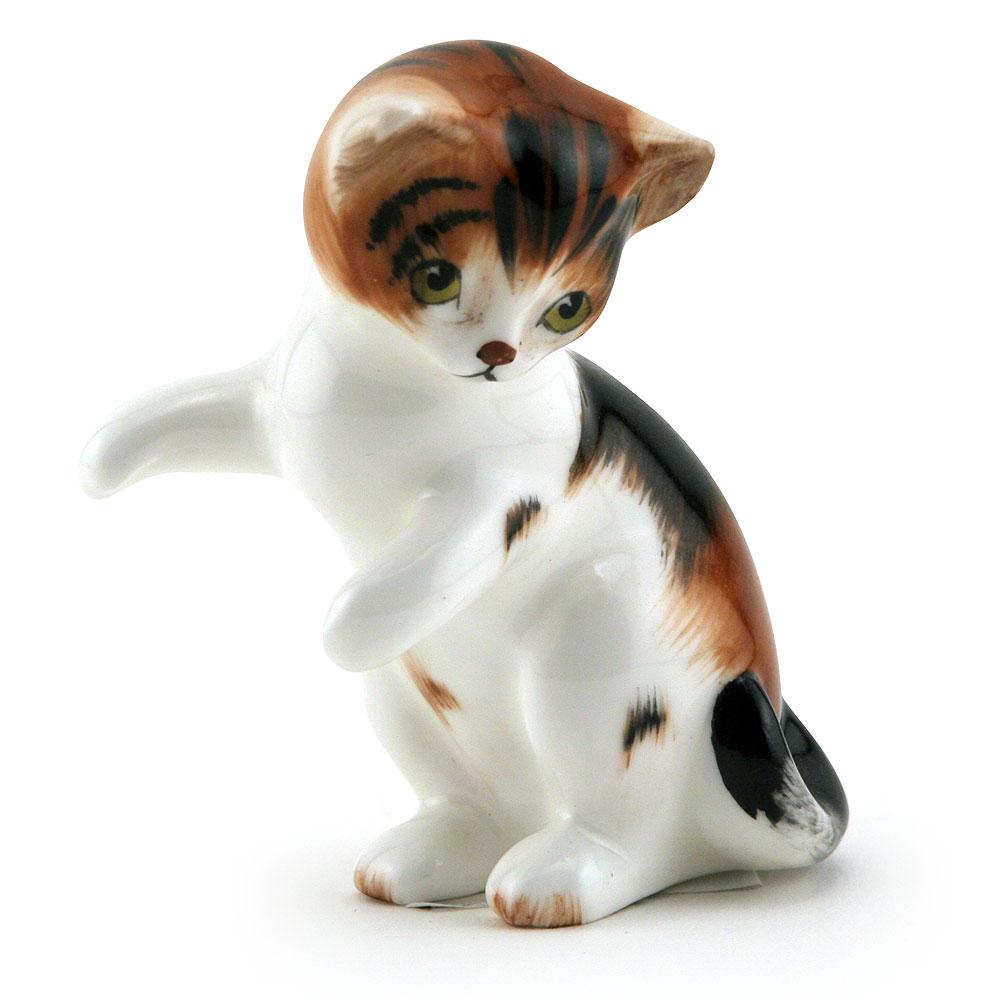 Character Kitten On Hind Legs HN2582 - Royal Doulton Animals