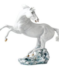 Daybreak Horse, White HN4843 - Royal Doulton Animals