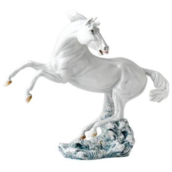 Daybreak Horse, White HN4843 - Royal Doulton Animals