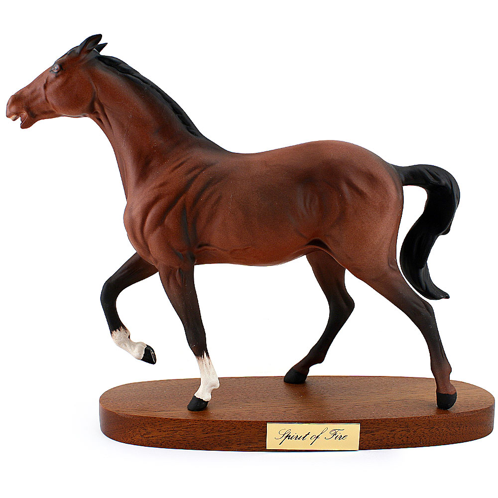 Horse Spirit of Fire DA60B - Royal Doulton Animals