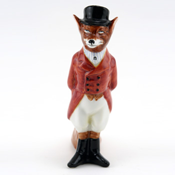 Huntsman Fox D6448 - Royal Doulton Animals