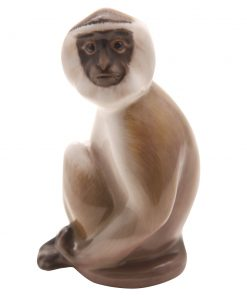 Langur Monkey HN2657 - Royal Doulton Animals