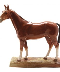 Merely a Minor Brown HN2537 - Royal Doulton Animals