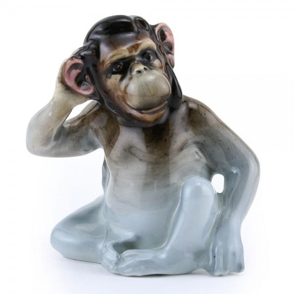 Monkey HN156 CV - Royal Doulton Animals