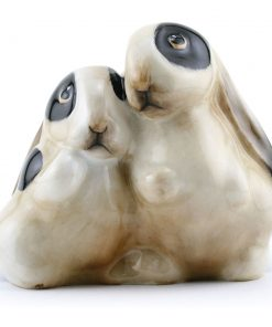 Rabbits HN969 - Royal Doulton Animals