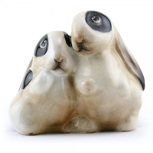 Rabbits HN969 - Royal Doulton Animals