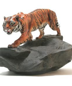 Tiger on Rock HN2639 - Royal Doulton Animals