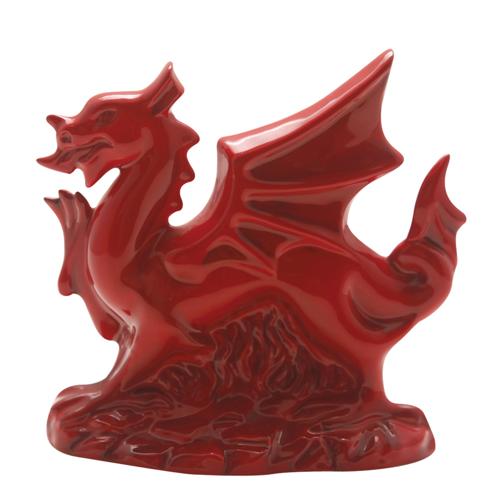 Welsh Dragon - Royal Doulton Animals