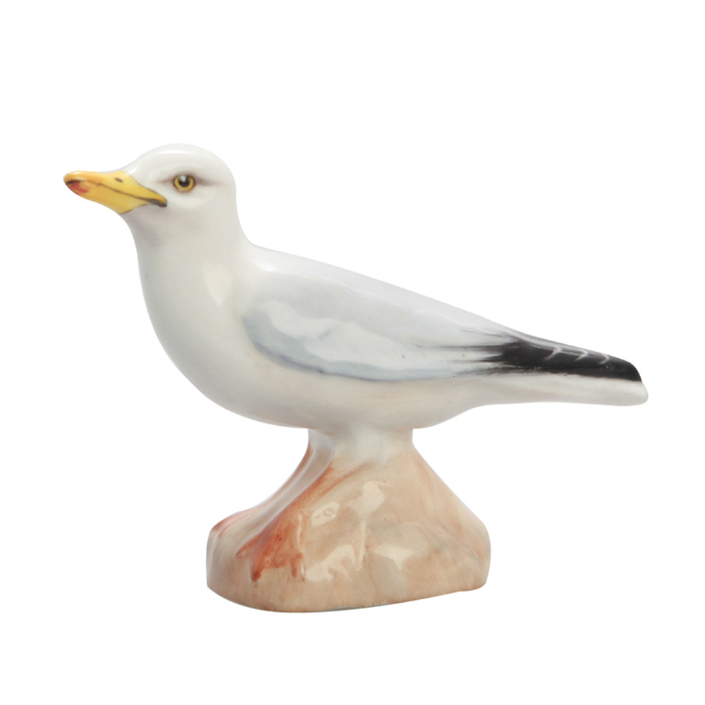 Seagull on Rock HN2574 - Royal Doulton Animal