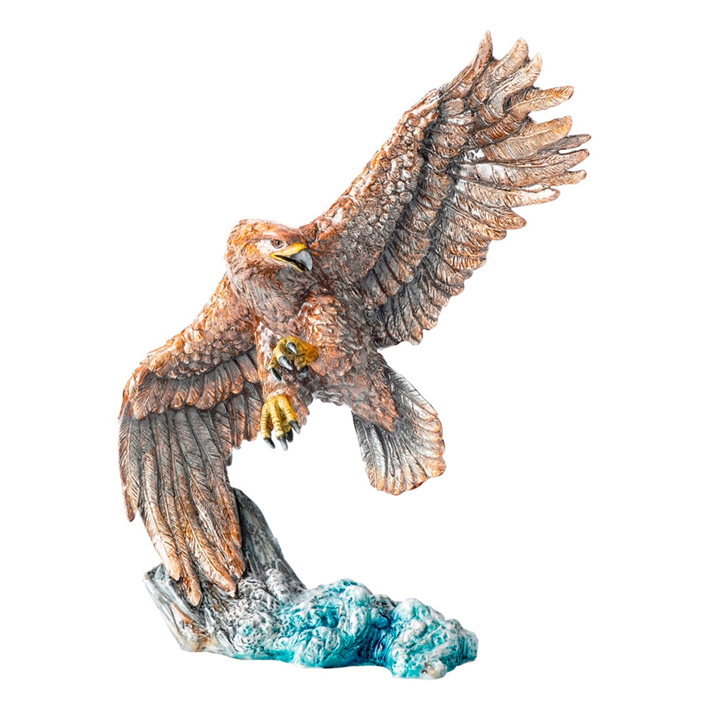 Eagle Golden Storm HN5049 - Royal Doulton Animals