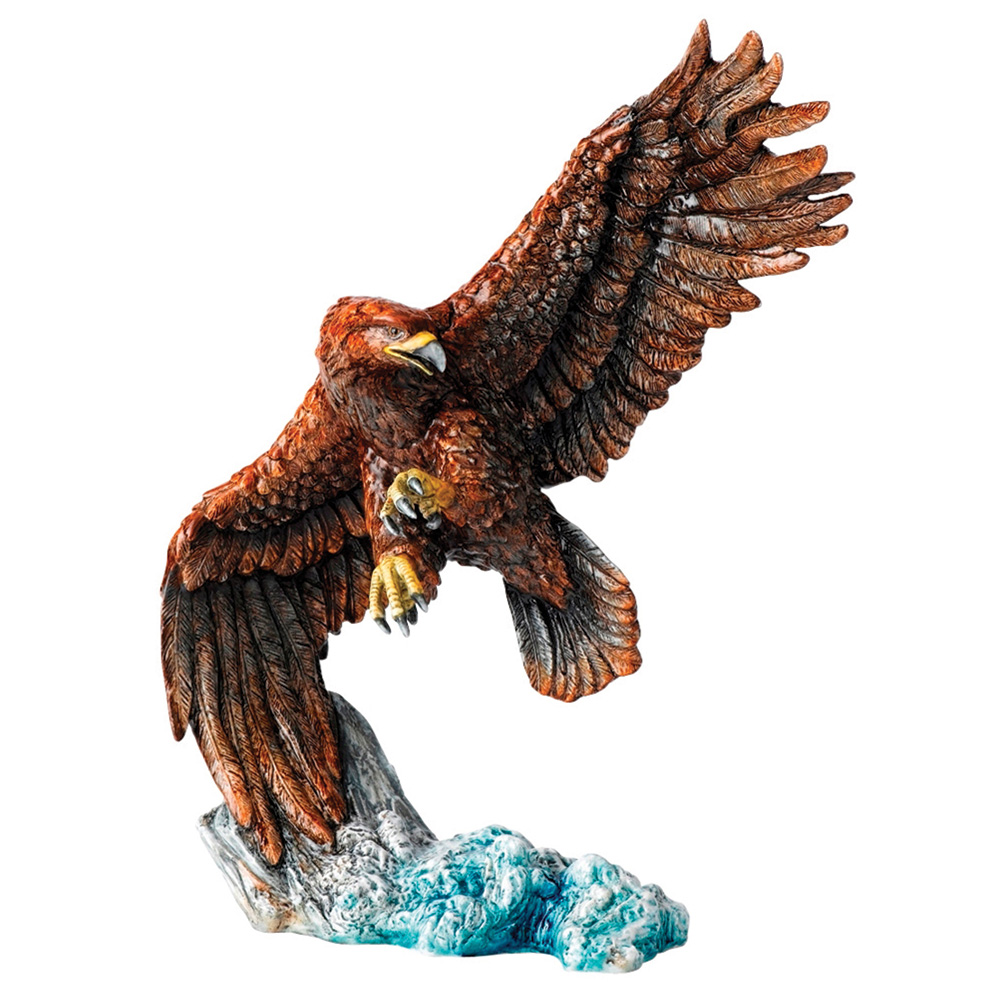 Eagle Brown Tempest HN5050 - Royal Doulton Animals