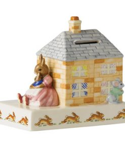 Penny For Your Thoughts DBGW2 - Bunnykins Giftware