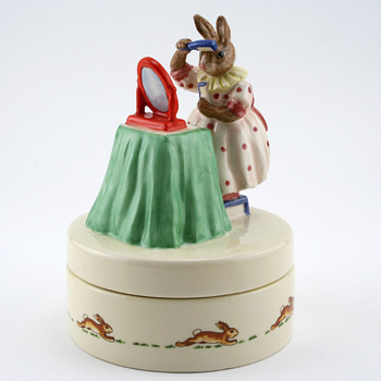 All Dressed Up DBGW10 - Bunnykins Giftware