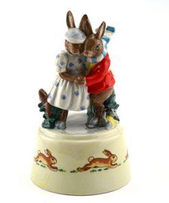 Winter Waltz DBGW4 - Bunnykins Giftware