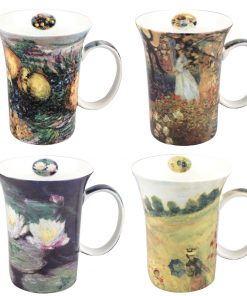 Monet - Set of 4 Mugs - Boxed Mug Sets
