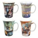 Renoir – Set of 4 Mugs – Boxed Mug Sets 1