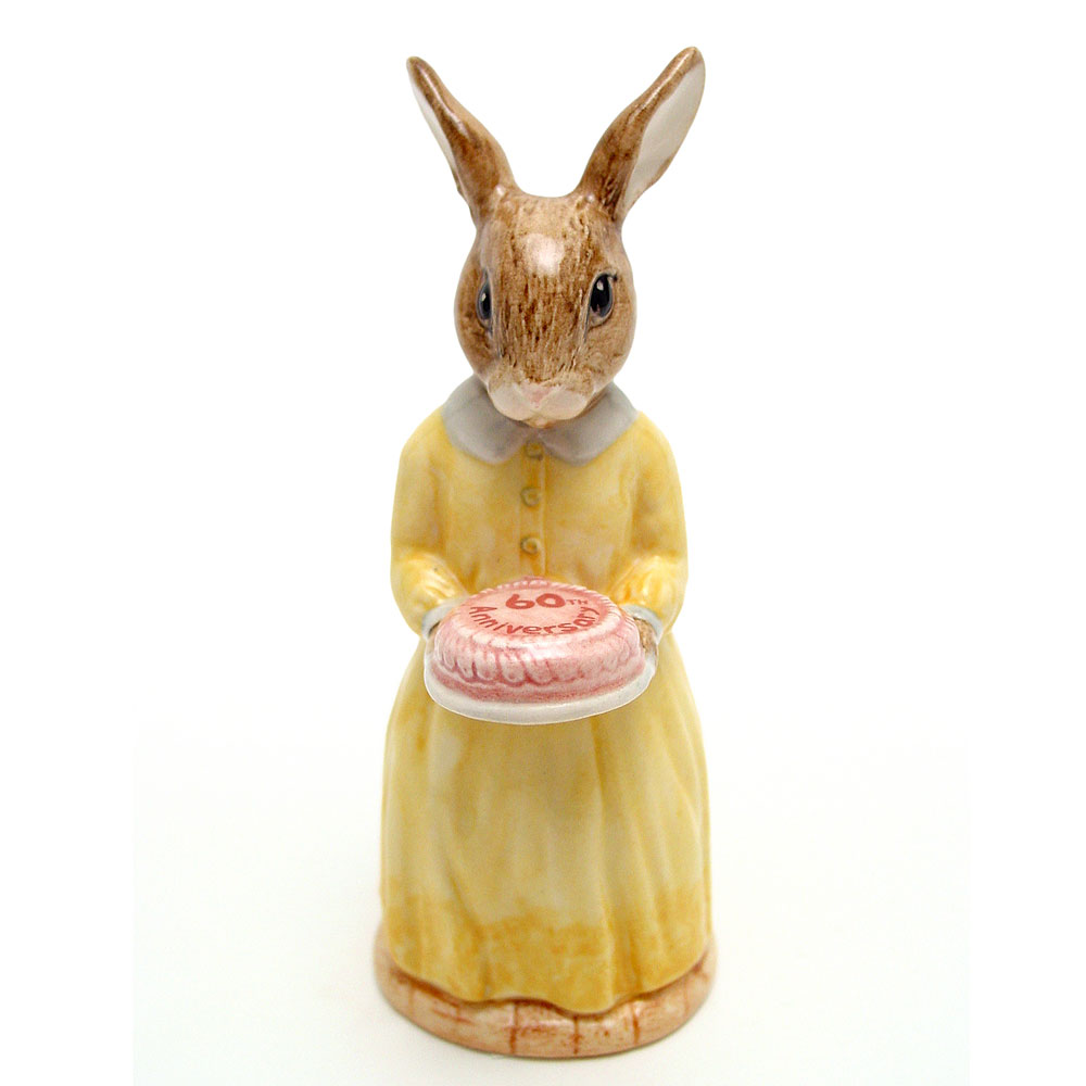 60th Anniversary DB137 - Royal Doulton Bunnykins