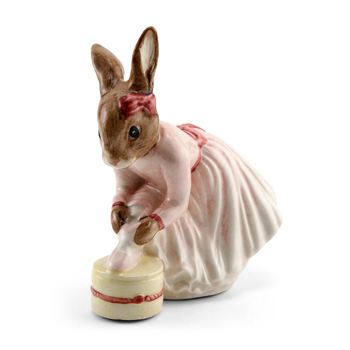Ballerina DB176 - Royal Doulton Bunnykins