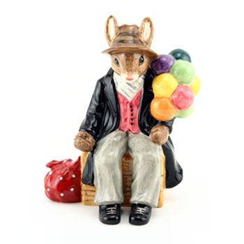 Balloon Man DB366 - Royal Doulton Bunnykins