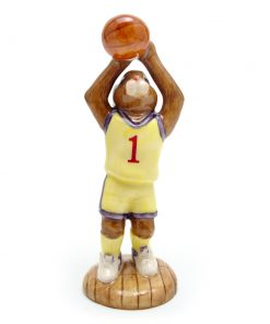 Basketball Bunnykins DB262 - Royal Doulton Bunnykins