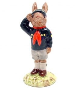 Be Prepared DB56 - Royal Doulton Bunnykins